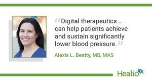Digital app helps adults achieve sustained BP reduction