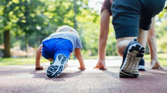 New Guidelines Encourage Parents And Schools To Keep Little Kids Active All Day