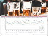 Alcohol withdrawal rates among hospitalized patients rose 34% during the COVID-19 pandemic