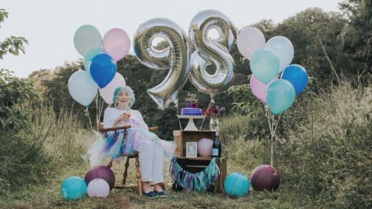 The Internet Loves How This Grandma Celebrated Her 98th Birthday