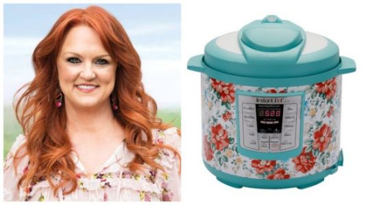 The Pioneer Woman's Instant Pot Is NOT Cute, Sorry Not Sorry