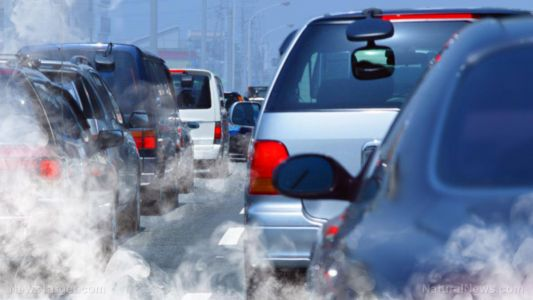 Research suggests traffic-related air pollution may be linked to childhood anxiety