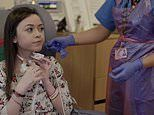 Viewers left 'sobbing' by the heart-breaking stories of brain unit patients on Hospital