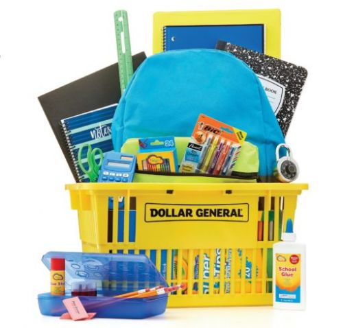 Here Are 7 Ways Dollar General Is Making Back-To-School Stress Manageable