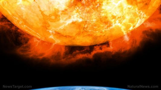 Devastating solar storms are much more common than previously believed, warn scientists. and Earth is in the cross hairs