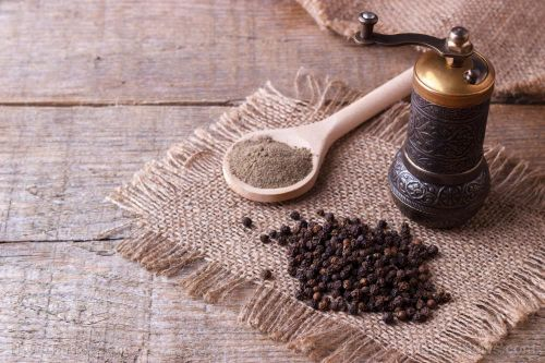 The health benefits of antioxidant-rich black pepper and piperine