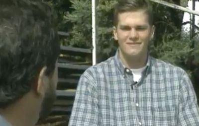Old Video of Tom Brady Surfaces, Proves He Doesn't Age and Might Be a Vampire