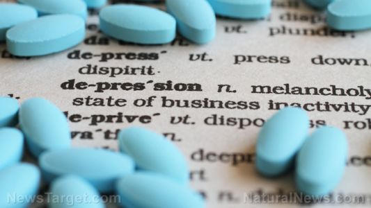 Depression is a symptom of nutrient deficiency; treating it with drugs is not only ineffective but dangerous