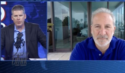 Peter Schiff talks to the Health Ranger about rising risks to the U.S. economy, collapsing dollar