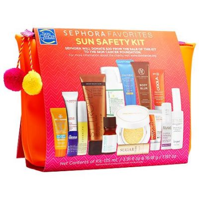 Sephora's Sun Safety Kit Is Back, And We Are Obsessed