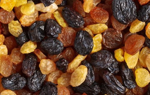 Can Eating Just One Raisin Get Rid of Your Junk Food Cravings?