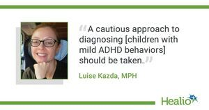 Child, adolescent ADHD likely overdiagnosed