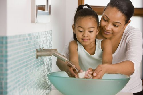 Face Masks, Yes, But Don't Forget Hand-Washing