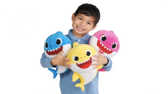 There Are Now Singing 'Baby Shark' Plushes, Because Who Even Needs Sanity?