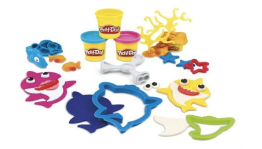 Baby Shark Play-Doh Exists Because We'll Never Escape This Craze