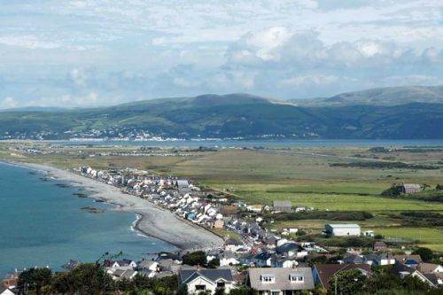 The Welsh seaside resort with a 'dangerously high' Covid rate that's twice as high as the rest of the county