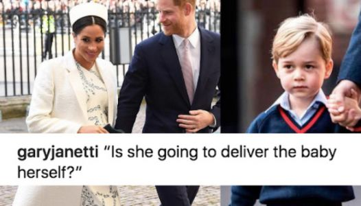 This Sassy Prince George Instagram Account Will Give You Life