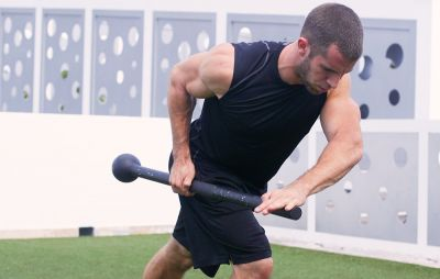 16 Exercises You Can Do With a Mace