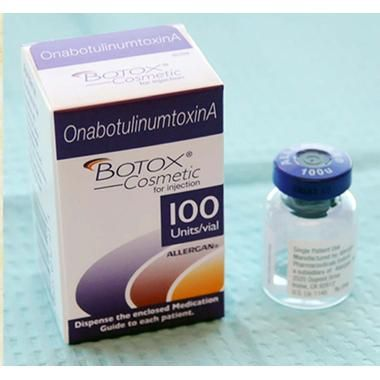 Allergan Announces Results of Higher-Dose BOTOX Cosmetic for Glabellar Lines