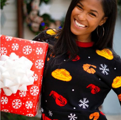 Red Lobster Has 'Ugly' Sweaters With A Biscuit Pocket Because, YOLO