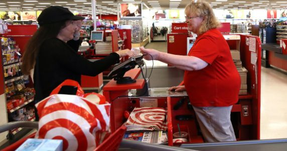 Target Registers Shut Down All Across The U.S. And People Were SHOOK