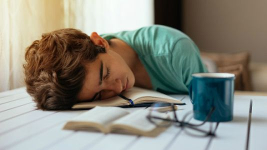 The Impact Just 30 More Minutes Of Sleep Can Have On High School Students
