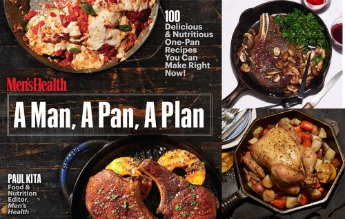 The Kindle Version of the New Men's Health Cookbook Is On Sale Today for $3