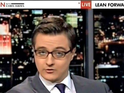 MSNBC's Chris Hayes: Trump supporters must be 'confronted and destroyed'