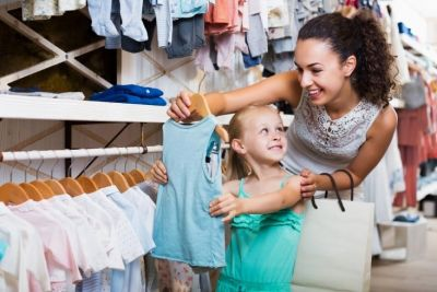 5 Greener Ways To Save Money on Kids Clothes