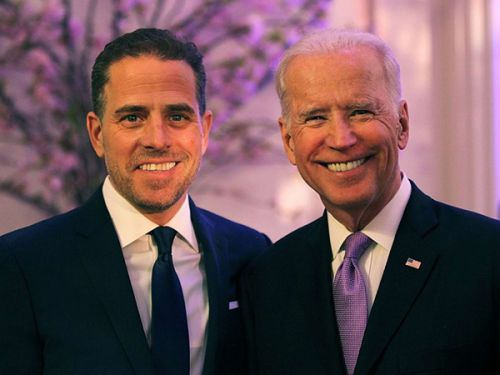 COVER-UP! ABC/CBS/NBC bury Hunter Biden scandals