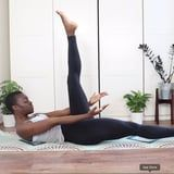 Strengthen Your Core Without Getting Up! Try This Intense 10-Minute Pilates Workout