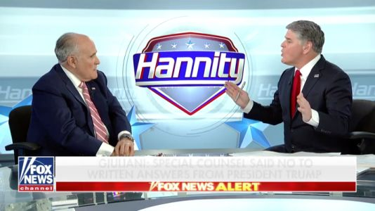 """POTUS lawyer Rudy Giuliani warns: """"You can't believe what's coming out"""" regarding Deep State lawbreaking over Spygate"""