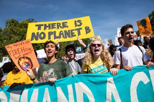 Climate Change Is Robbing Our Kids Of The Carefree Childhoods We Knew