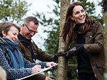 Kate's spot on - forest bathing CAN make you live longer