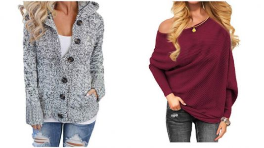 These Are The Coziest Fall Sweaters On Amazon Right Now