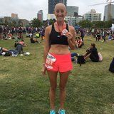 The Inspiring Story of How 1 Woman Accepted Her Alopecia and Ran With It - Literally