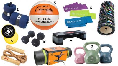 DIY Workout: Exercise Equipment Every Fitness Enthusiast Could Use At Home