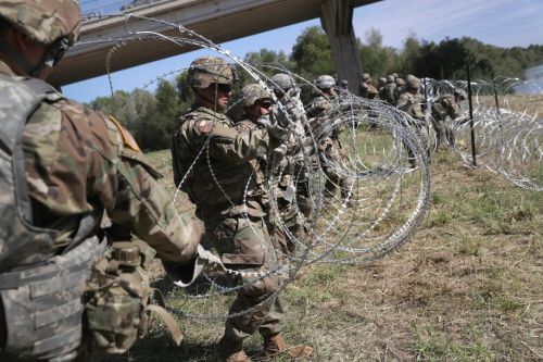 Dem governors pull National Guard from border, opening America to a wave of new invasions by illegals. this is WAR against America