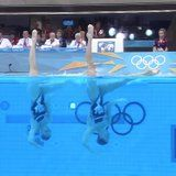 This Michael Jackson Synchronized Swimming Routine Is SO Good, It Almost Got a Perfect Score