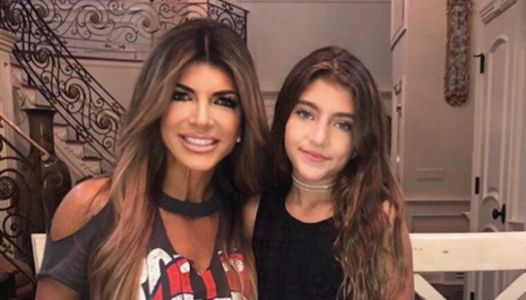 Teresa Giudice Is Being Mom-Shamed Over Her 9-Year-Old Daughter's Outfit