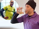 Former Mr Universe competitor DITCHES food in favour of drinking his own urine during the week