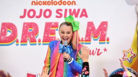 There's A JoJo Siwa Tour Coming Because There Is No God