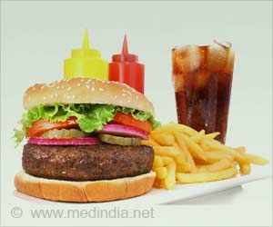 Risk of Bipolar Disorder, Depression Increase by Eating Junk Foods
