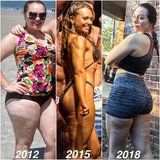 If You're Trying to Lose Weight to Ditch Cellulite, You Need to Hear Tesia's Story