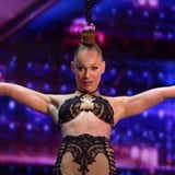 My Head Hurts After Seeing This Aerial Artist Gracefully Soar Through the Air by Her Hair