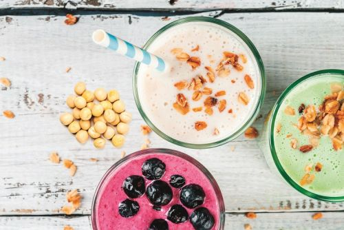 Mapping out the rise of plant-based protein drinks and powders