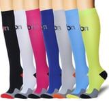 These $25 Compression Socks Totally Transformed My Swollen Legs