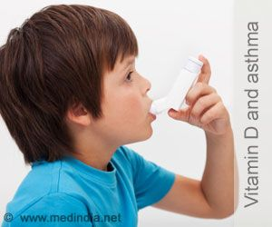 Asthma Symptoms in Obese Children Could be Protected by Vitamin D