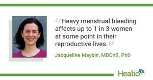 Obesity linked to heavy menstrual bleeding for reproductive age women