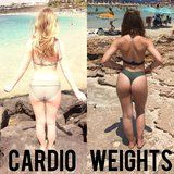 """Ditching Cardio For Weights and Eating More Helped Emma """"Build a Bum"""""""
